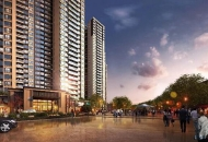 """Phase 2 of Lakeview Mansion in """"Huazhou LVGEM International Garden"""" recorded subscription sales of RMB602 million amid the market's overwhelming response"""